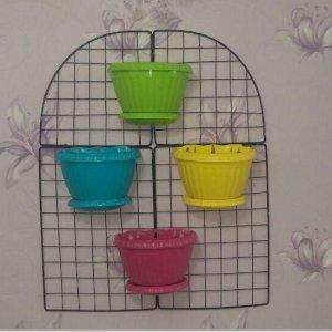 شلف باکس دیواری گل و گیاه